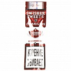 Сигариллы Swisher Sweets Strawberry Cigarillos (2 шт/уп)