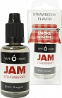 Жидкость SmokeKitchen Jam Strawberry Flavor 0 мг (30 мл)