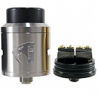 Дрипка Goon 528 Custom vapes RDA V1,5 (Silver) CL
