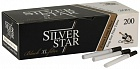 Гильзы SILVER STAR Carbon Black filter XL 8,1/25 мм