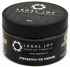 Табак кальянный LEGAL JOY Pistachio ice Cream 200гр