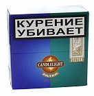 Сигариллы Candlelight Filter Menthol Sumatra (50 шт.)