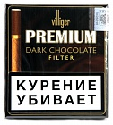 Сигариллы Villiger Premium Dark Chocolate Filter (10 шт.)
