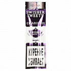 Сигариллы Swisher Sweets Grape Cigarillos (2 шт/уп)