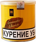 Трубочный табак Mac Baren Aromatic Choice 100 гр. (высокая банка)