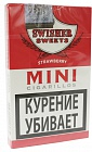 Сигариллы Swisher Sweets Mini Cigarillos Strawberry (6 шт)