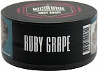Табак MUST HAVE UNDERCOAL Ruby Grape 25 г