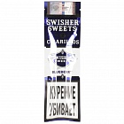 Сигариллы Swisher Sweets Blueberry Cigarillos (2 шт/уп)