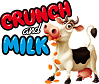 CRUNCH and MILK
