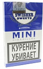 Сигариллы Swisher Sweets Mini Cigarillos Blueberry (6 шт)